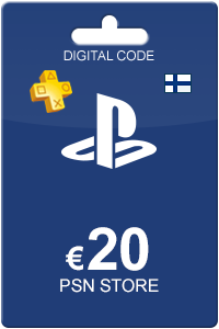 The Halpa Playstation Network Card 20 Euro Finland Suomi