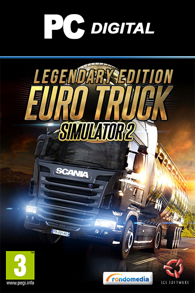the halpa euro truck simulator 2 legendary edition pc lle. Black Bedroom Furniture Sets. Home Design Ideas