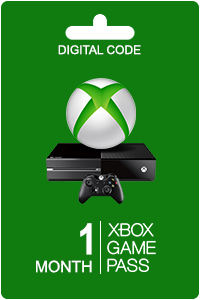 Xbox Game Pass 1 kk (Renewal)
