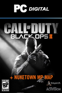Call of Duty: Black Ops II + Nuketown MP Map PC