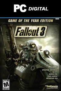 Fallout 3 - Game of the Year Edition PC