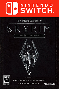 The Elder Scrolls V: Skyrim Special Edition Nintendo Switch