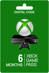 Xbox Game Pass 6 kk (Renewal)