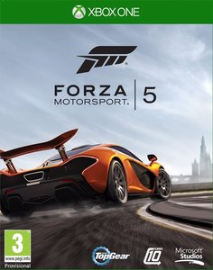 Forza Motorsport 5 Xbox One- inaction