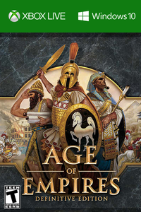Age of Empires: Definitive Edition Xbox Live/PC