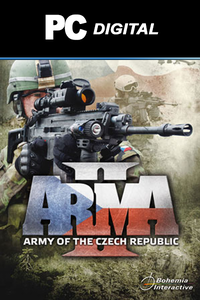 Arma 2: Army of the Czech Republic DLC PC