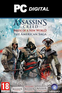 Assassin's Creed: The American Saga PC
