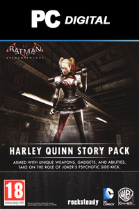 Batman: Arkham Knight - Harley Quinn PC DLC
