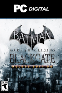 Batman: Arkham Origins Blackgate - Deluxe Edition PC