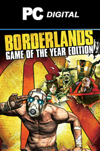 Borderlands GOTY EDITION PC