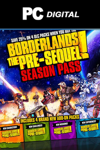 Borderlands: The Pre-Sequel + Season Pass PC