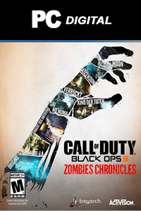 Call of Duty: Black Ops III - Zombies Chronicles DLC PC