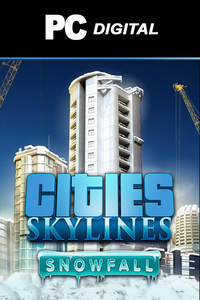 Cities: Skyline - Snowfall DLC PC