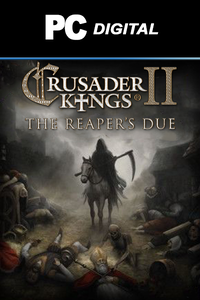 Crusader Kings II: The Reaper's Due DLC PC