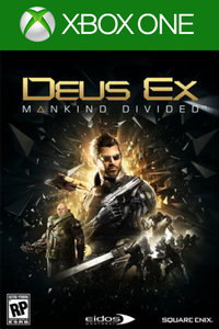 Deus Ex: Mankind Divided Xbox One