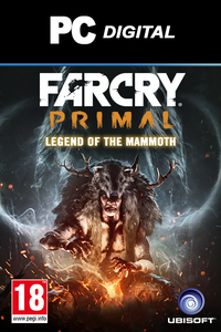 Far Cry Primal - Legend of the Mammoth DLC PC