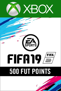 FIFA 19 - 500 FUT Points (XBOX)