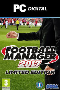 Football Manager 2017 Limited Edition PC