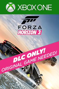 Forza Horizon 3 Xbox One DLC