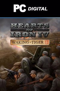 Hearts of Iron IV: Waking the Tiger DLC PC