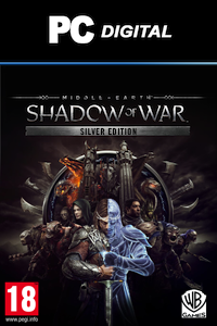 Middle-earth: Shadow of War (Silver Edition) PC