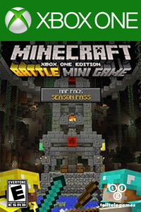 Minecraft - Battle Map Pack Season Pass DLC Xbox One