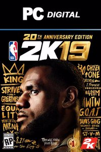 NBA 2k19 (20th Anniversary Edition) PC
