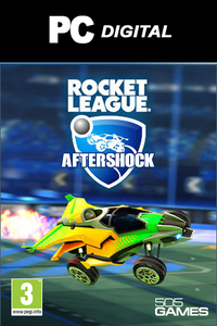 Rocket League - Aftershock DLC PC