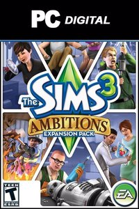 The Sims 3: Ambitions PC DLC