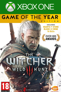 The Witcher 3: Wild Hunt GOTY Edition Xbox One