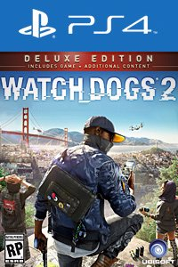 Watch Dogs 2 - PS4 - FI