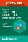Kaspersky Internet Security Multi-device 2017 6 Months - 1 Device