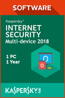 Kaspersky Internet Security 2018 Multi-Device 1 Year - 1 Device