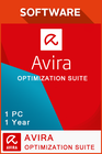 Avira Optimization Suite 1 PC - 1 Year