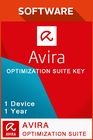 Avira Optimization Suite 1 Year - 1 Device