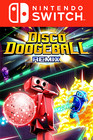 Disco Dodgeball Remix Nintendo Switch
