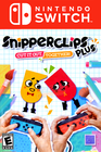 Snipperclips: Cut It Out, Together Nintendo Switch