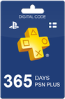 PlayStation Plus 365 Pv FI