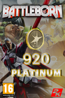 Battleborn - 920 Platinum Currency