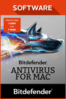 Bitdefender Antivirus for Mac 2017 1 user 1 year