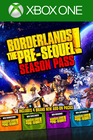 Borderlands: The Pre-Sequel Season Pass DLC Xbox One