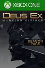 Deus Ex: Mankind Divided - Season Pass DLC Xbox One