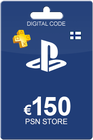 Playstation Network Card 150 Euro Finland