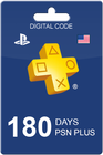 PlayStation Plus 180 päivää USA