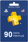 PlayStation Plus 90 päivää USA