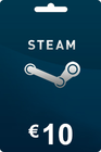 Steam Gift Card 10 EUR