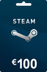 Steam Gift Card 100 EUR
