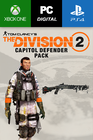 Tom Clancy's The Division 2 - The Capitol Defender Pack DLC PC/ Xbox One / PS4