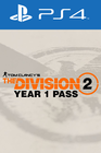 Tom Clancy's The Division 2 - Year 1 Pass DLC PS4
