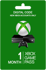 Xbox Game Pass 1 kk (New Accounts)